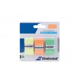 Surgrips Babolat my overgrip (fluo orange, jaune, vert)